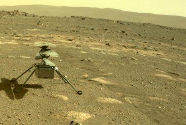 НАСА удължи мисията на хеликоптера на Марс