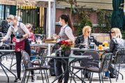 ЗА ПРЪВ ПЪТ ОТ СЕДЕМ МЕСЕЦА: Отвориха откритите площи на заведенията в Белгия