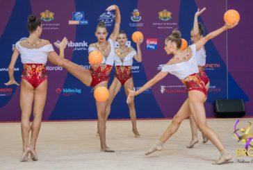 Златен триумф за ансамбъла ни в Баку