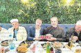 80 мюсюлмани и християни почетоха Ифтар, организиран от кмета на Белица Р. Ревански