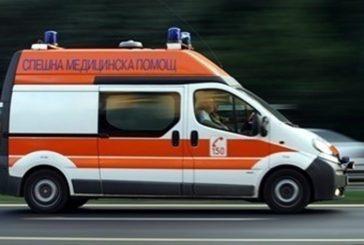 Тежка катастрофа с ранени на входа на Сандански! Автобус се заби в Тир