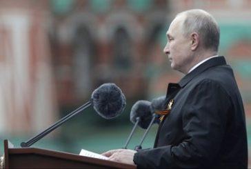 Путин: Русия ще защитава твърдо интересите си