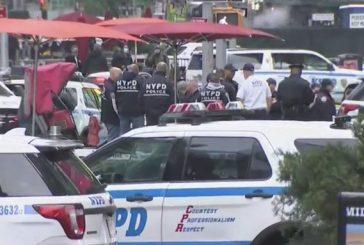 Стрелба в сърцето на Ню Йорк