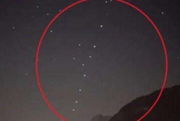 Интересни светлини се появиха в небето над България