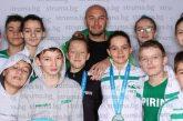 """Плувните таланти на """"Пирин"""" с 5 рекорда, медали за """"Сандански"""" и """"GD Sport"""""""