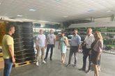 Водачът на листата на ГЕРБ-СДС за Благоевградска област посети Индустриалната зона в Симитли
