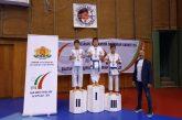 Седем медала за каратеките от Сандански от националната купа