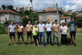 Състезание по издръжливост организира в Радомир млад спортист