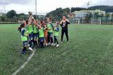 """Девойките на """"Спортика"""" футболни шампионки на България"""