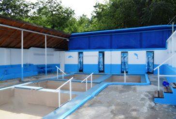 """Отвориха за посетители минералната баня """"Мирото"""" в Сандански"""