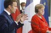 Меркел и Макрон: Трябва да сме внимателни с коронавируса, нищо не е приключило