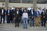 Отварянето на ГКПП Илинден - Ексохи за леки автомобили и пътници обсъдиха кметове, областни управители и генералния консул в Солун
