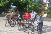 """С преход от 80 километра ентусиасти от велоклуб """"Гайда"""" в Кюстендил откриха сезона"""