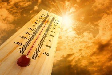Слънчево и горещо в петък