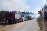 Пожарът в Бучино е локализиран, няма нужда от доброволци