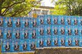 8 дни след крайния срок за премахване на предизборните плакати Благоевград с визия на голямо агиттабло