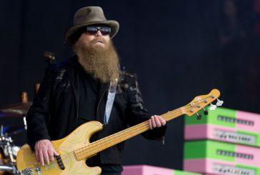 Почина басистът на ZZ Top Дъсти Хил
