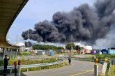 Експлозия в химически завод в Леверкузен, петима души са в неизвестност