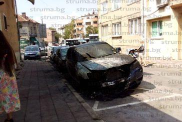 Пожарни хвърчаха към джамията в Благоевград, още три коли горяха тази нощ