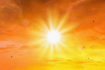 Слънчево с температури до 36°
