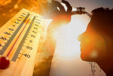 Слънчево и горещо начало на седмицата, живакът скача до 36°