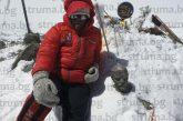 """""""Покойният ми Баща щеше да се радва да види това изкачване"""", написа ден след покоряването на връх Ленин благоевградчанинът Георги Илков-Темето"""
