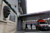 Пострадалият при пожара край Петрово транспортиран за