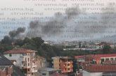 Пожар в района на квартал