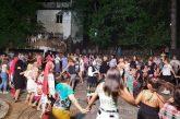 Стотици празнуваха в с. Ключ - песни и хора досред нощ, народни борби обраха овациите на съборяните
