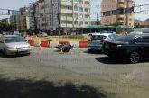 От последните минути! Катастрофа при Зърнени храни в Благоевград прати моторист в болница